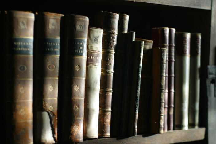 Old Books Too